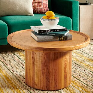 Millwood Pines Roxy Round Coffee Table