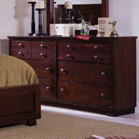 Chinn 6 Drawer Double Dresser