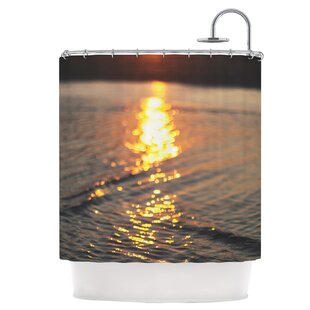 Waters Single Shower Curtain