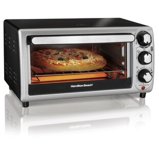 4 Slice Toaster Oven by Hamilton Beach Top Reviews