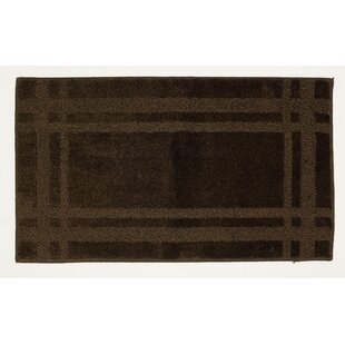 Steelton Bath Rug by Charlton Home Best Choices