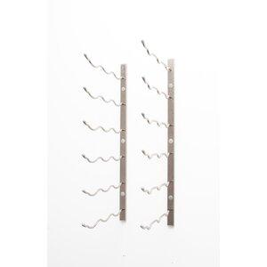 Weinregal Wall Series für 18 Fl. von ClearAmbi..