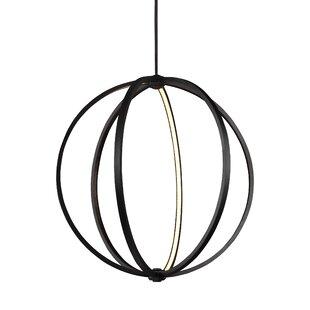 Krell Globe Pendant by Brayden Studio