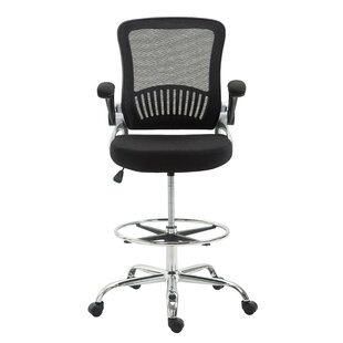 Best Reviews Pinzon Mesh Drafting Chair by Latitude Run Reviews (2019) & Buyer's Guide