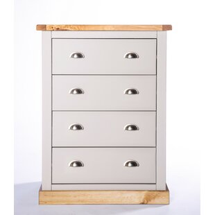 Quintin 4 Drawer Chest By House Of Hampton