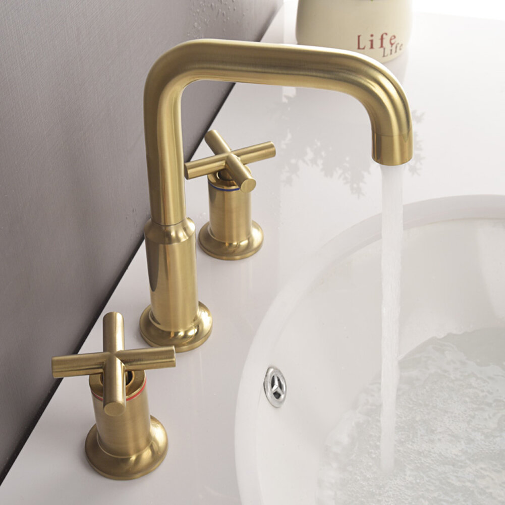 Yzzy Widespread Bathroom Faucet Reviews Wayfair