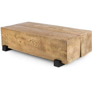 Blockhouse Wooden Lounge Table By Blumfeldt
