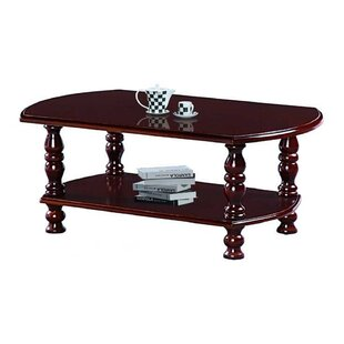 Hohman Coffee Table by World Menagerie