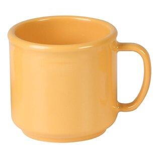 Colerain Melamine 10 Oz. Coffee Mug (Set of 12)