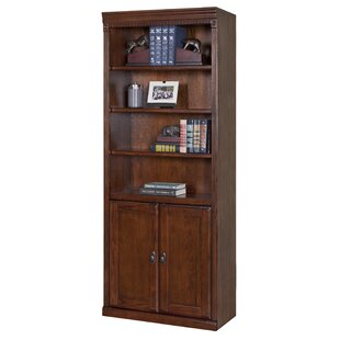 Rustic Bookcases With Doors Youll Love