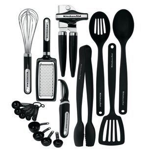 17 Piece Starter Tool and Gadget Utensil Set