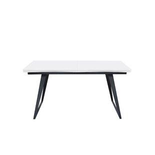Diamond Sofa Tempo Extendable Dining Table