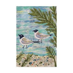 Sea Bird Wall Art Wayfair
