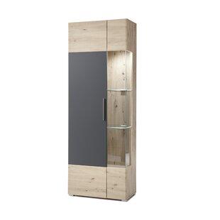 Shea Curio Cabinet By Ebern Designs