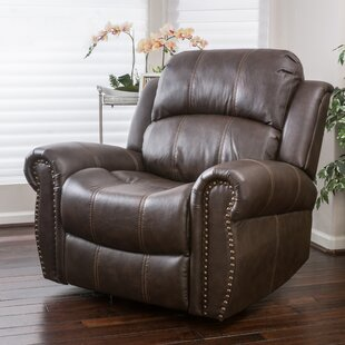 Chatham Manual Glider Recliner by Three Posts