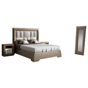 Berkley Panel 5 Piece Bedroom Set by Orren Ellis