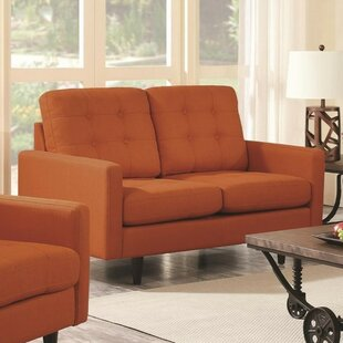 Durrah Loveseat by George Oliver