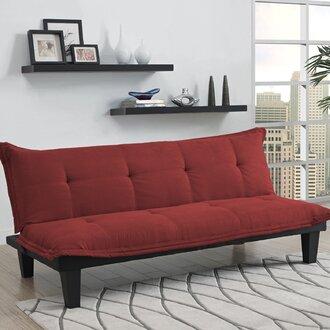 2  jared futon and mattress top 10 futons   wayfair  rh   wayfair