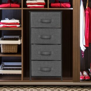 Gerold 4 Drawer Chest by Winston Porter