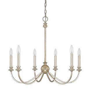 Alexander 6-Light Chandeli..