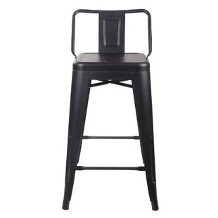 Capucine 24 Bar Stool by Williston Forge