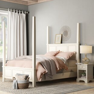 Parks Four Poster 2 Piece Bedroom Set by Birch Lane™ Heritage