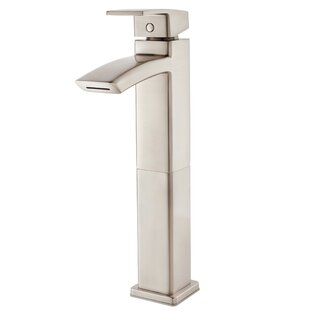 Avalon Double Handle Centerset Bathroom Faucet with Drain Assembly By Pfister