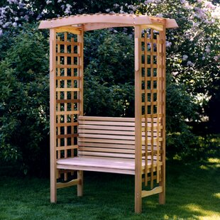 Awesome Garden Wood Arbor With Bench Forskolin Free Trial Chair Design Images Forskolin Free Trialorg