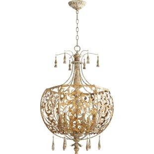 Quorum Leduc 6-Light Globe..