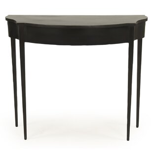 Tukwila Metal Console Table by Gracie Oaks