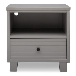 Rowen SlumberTime 1 Drawer Nightstand by Simmons Kids