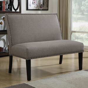 Tiffany Upholstered Bench by Darby Home Co