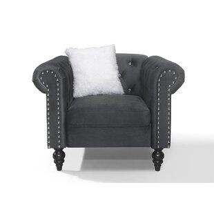 Rabon Chesterfield Chair