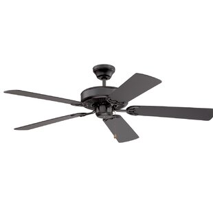 Clearance 52 Petrey Ceiling Fan with Remote By Charlton Home