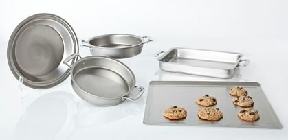 360 Cookware 5 Piece Bakeware Set