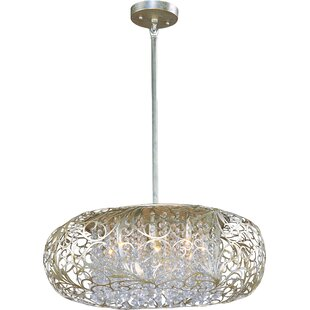 House of Hampton Hepp 9-Light Drum Pendant