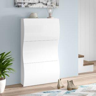 Colbie 24 Pair Shoe Storage Cabinet By Zipcode Design