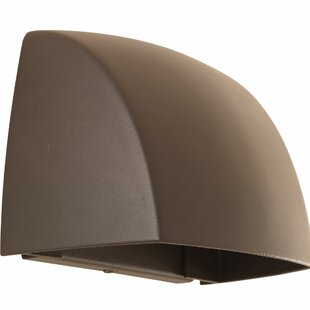 Best Ro Modern 1-Light Flush Mount By Orren Ellis