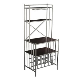 Latitude Run Anneliese Iron Baker's Rack