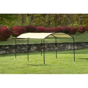Monarc 10 Ft. W x 18 Ft. D Steel Pop-Up Canopy  sc 1 st  Wayfair & Outdoor Canopies Youu0027ll Love   Wayfair