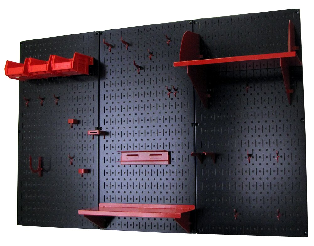Sale alerts for Wall Control  Pegboard Standard Tool Storage Kit  - Covvet