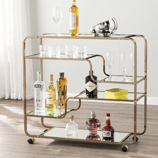 Thayer Bar Cart by Everly Quinn