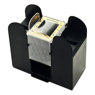 Automatic Card Shuffler by Trademark Games