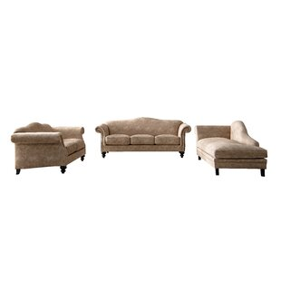 Compare New Haven Mid Century Configurable Living Room Set by Fleur De Lis Living Reviews (2019) & Buyer's Guide