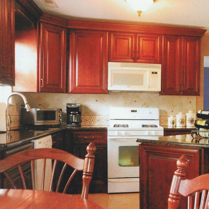 Century Home Living 42 H X 15 W Kitchen Wall Cabinet Wayfair