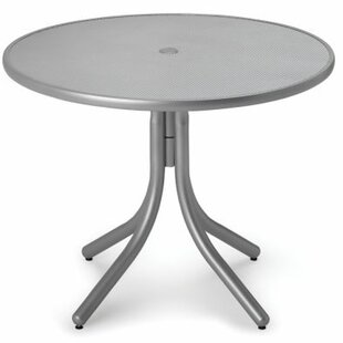 Searching for Embossed Aluminum 36 inch  Round Dining Table Affordable