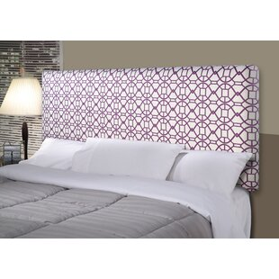 Seguis Upholstered Panel Headboard by Red Barrel Studio