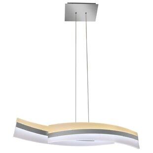 Rohrbach 2-Light  LED  Pendant