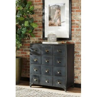 Luis 12 Drawer Accent Chest by 17 Stories