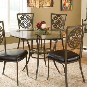 Ouarzazate Dining Table by World Menagerie
